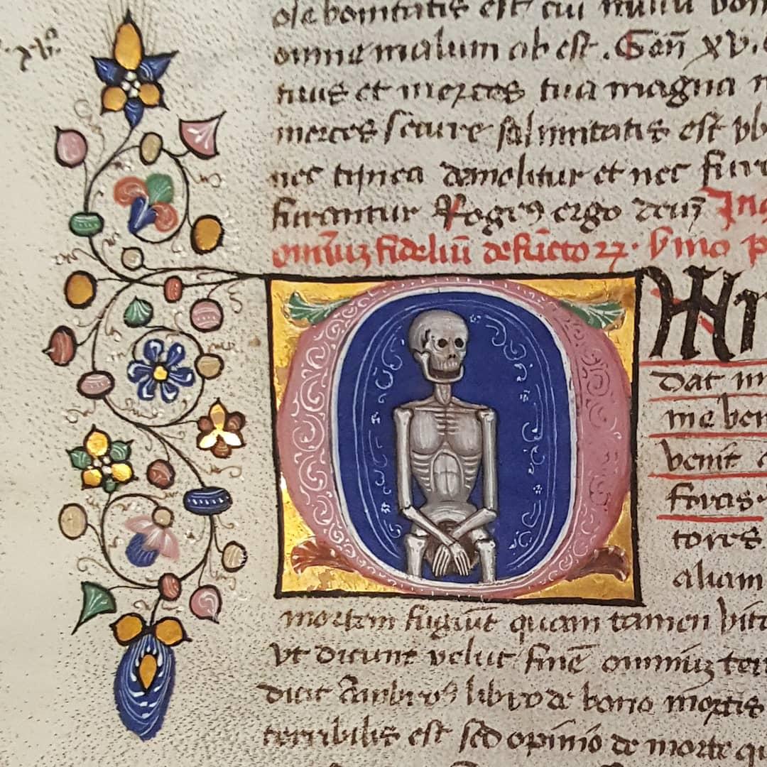 Aldini 321, Sermones super evangelia. Membr., XIV sec., 150 cc.