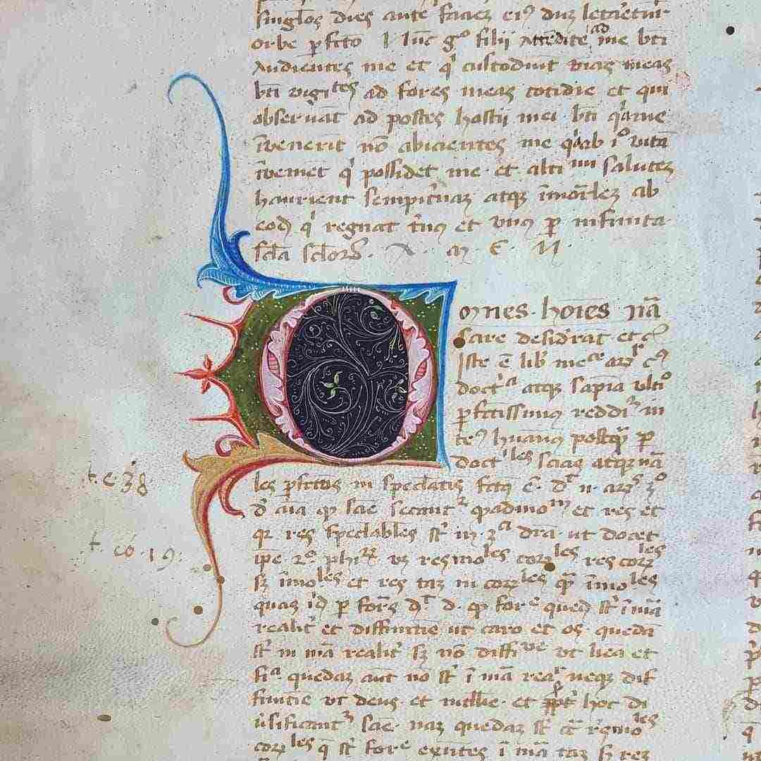 Biblioteca Universitaria di Pavia, Aldini 324, Paulus Venetus, Metaphysica Aristotelis, membr., XV sec., 470 cc., 355 x 250 mm.