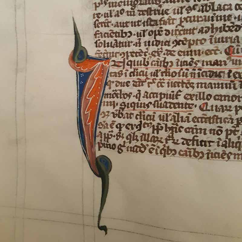 Aldini 336, Summa collectionum pro confessionibus audiensis. Membr., XIV sec., 341 cc., 370 x 270 mm.