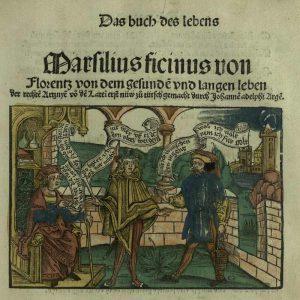 Hieronymus Brunschwig, Medicinarius, liber de arte distillandi simplicia et composita. Strasburgo, Gruninger, 1505 (Rari D 14)